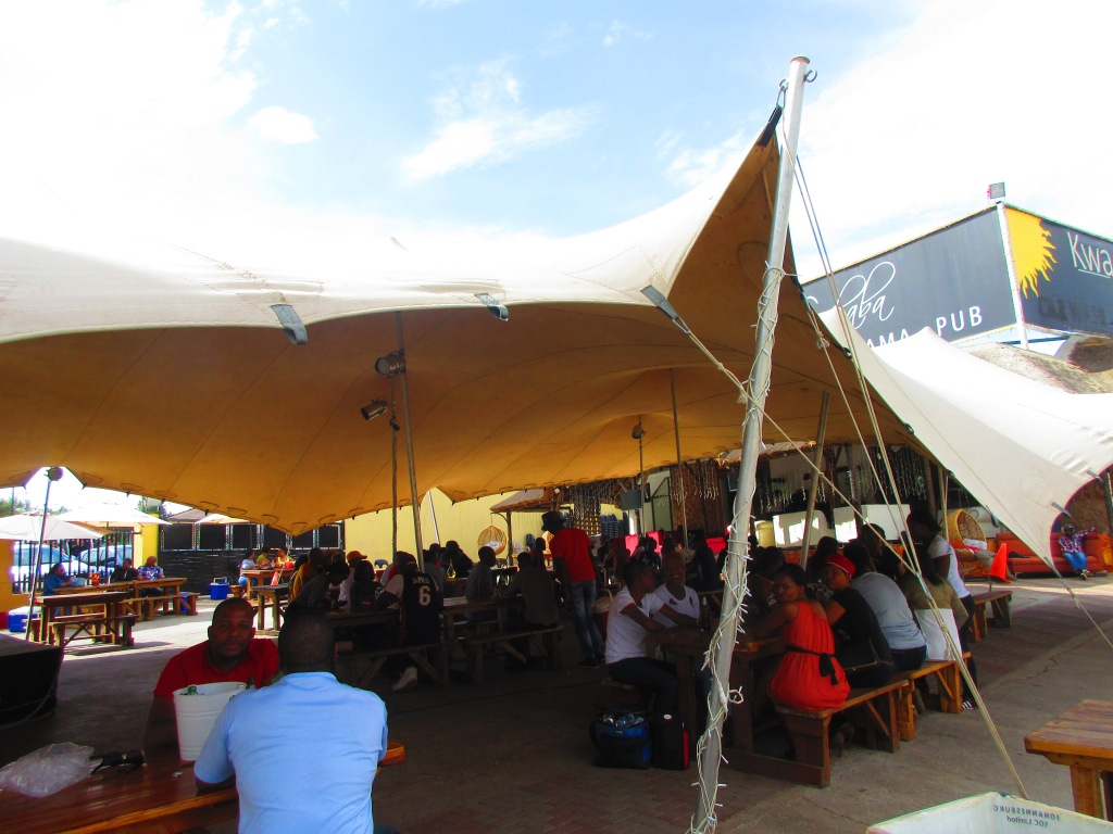Inside Kwa Lichaba Lounge